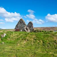 Isle of Islay, Loch Finlaggan - Eilean Mor