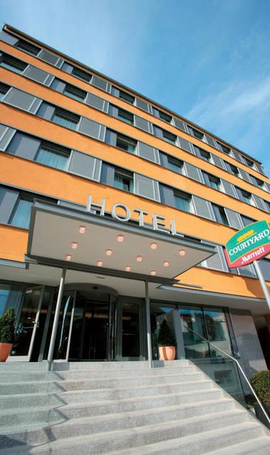 Hotel Courtyard by Marriott Schonbrunn