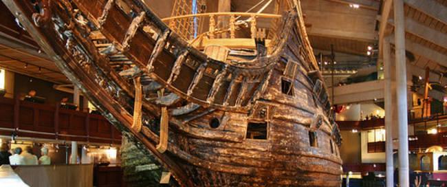 Vasa Museum interieur