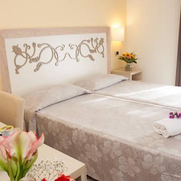 Voorbeeldkamer Hotel Corte Rosada - adults only