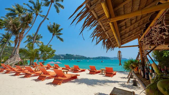 Bandara Phuket Beach Resort - Beach Bar Bandara Phuket Beach Resort