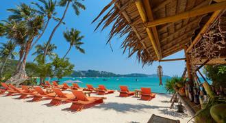 Bandara Phuket Beach Resort - Beach Bar