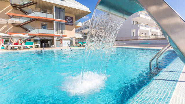 Zwembad, Odissea Park Appartementen Odissea Park