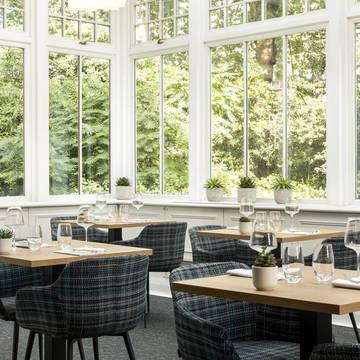 Restaurant Hotel NH Kensington