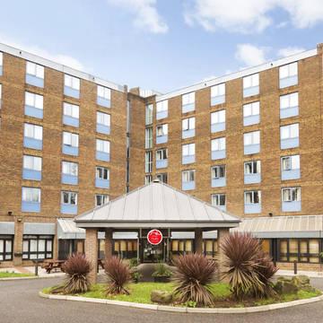 Exterieur Waterloo Hub Hotel & Suites