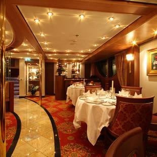 Swiss Sapphire- restaurant