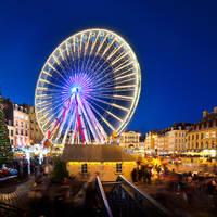 5-daagse busreis Kerst in Brussel, Lille en Luik