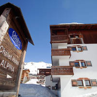Hotel Le Chalet Alpina