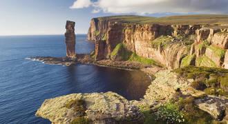 Orkney, Isle of Hoy - Old Man of Hoy