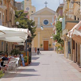 Kerk sfeer Betoverend Sardinië