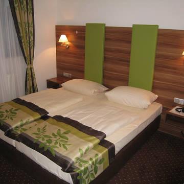Voorbeeld kamer Hotel Altdeutsche Weinstube