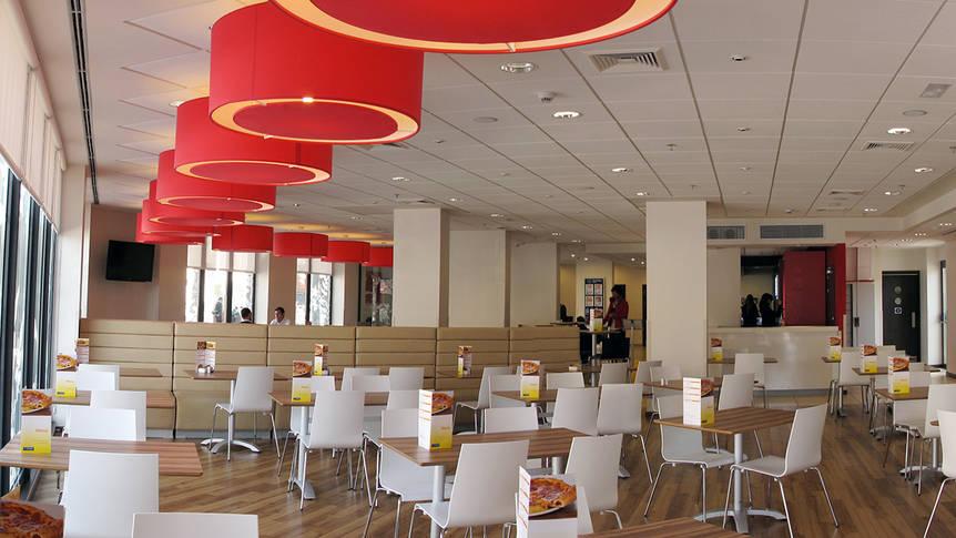 Restaurant Hotel Travelodge Poblenou