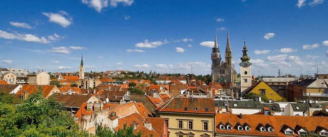 Zagreb overzicht