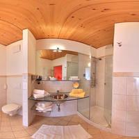 Badkamer met tepidarium