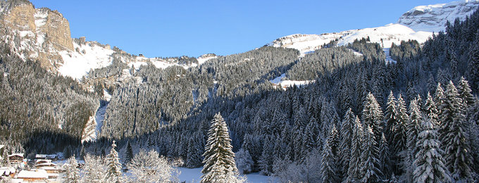 Wintersport Morzine