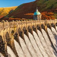 Elan Valley - Craig Goch Dam