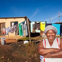 Trotse moeder, Soweto Township