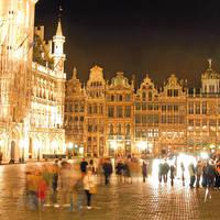 no - 5-daagse busreis Kerst in Brussel, Brugge en Leuven