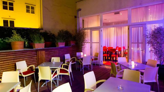 Terras Hotel Boltzmann