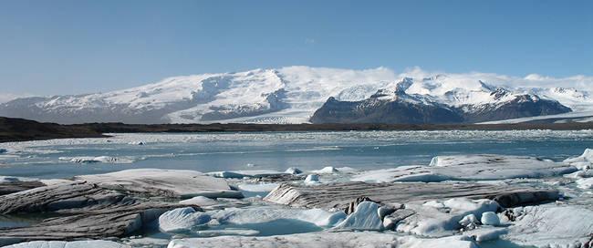 Jökulsarlon gletsjermeer