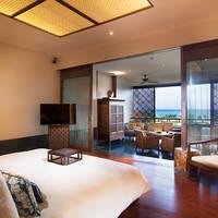 Voorbeeld Fairmont Ocean View suite