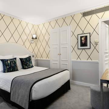 Standaardkamer Hotel Le Royal