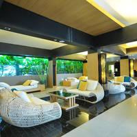 thailand koh samui fenix beach resort lobby