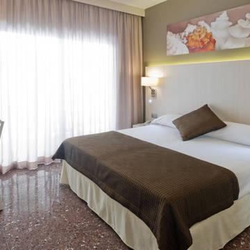 Voorbeeld kamer Hotel GHT Costa Brava Tossa & Spa