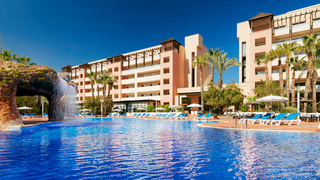 Zwembad Hotel H10 Salauris Palace