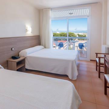 Kamervoorbeeld Hotel Marinada