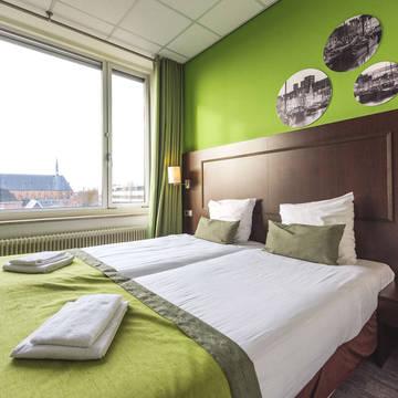 Voorbeeld 2-persoonskamer 3- of 4-daags arrangement 'Ontdek Groningen' - Best Western Hotel Groningen Centre