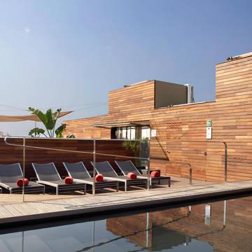 Zwembad Hotel Soho