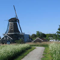 Molen in IJlst