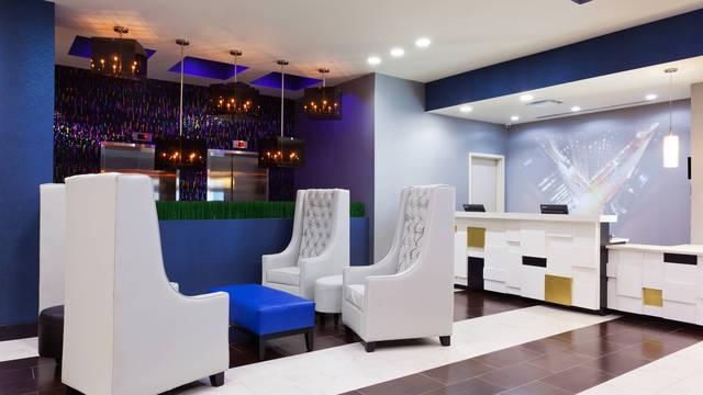 Lobby Hotel Fairfield Inn & Suites Queensboro Bridge