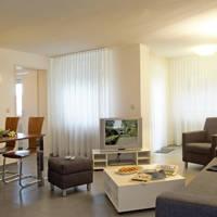 Voorbeeld woonkamer modern