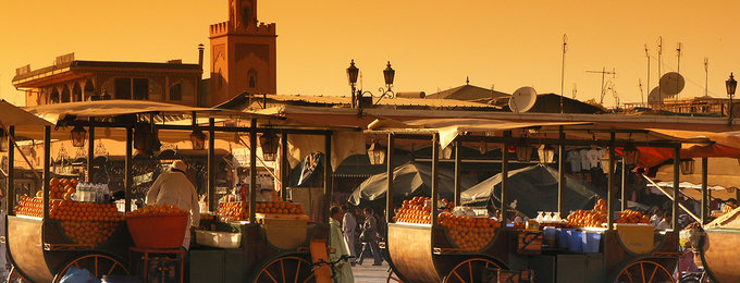 Hotels Marrakech