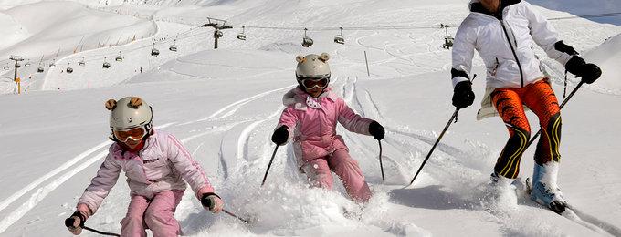 Wintersport Pontedilegno-Tonale