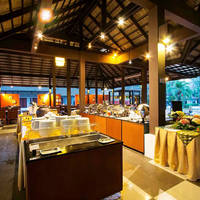 Palm Galleria Resort - Khao Lak - Buffet bij het restaurant