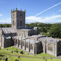 Pembrokeshire - St David's Cathedral
