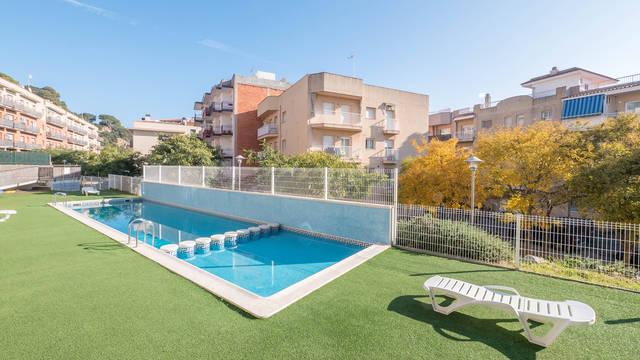 Zwembad Appartementen AR Family Espronceda