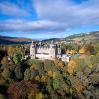11 daagse autorondreis inclusief overtochten Schotse Charme