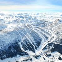Hemsedal skigebied
