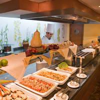 Perla Marina buffet