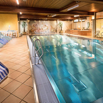 Zwembad Hotel Hanneshof