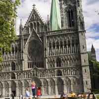 Trondheim Nidaros Kathedraal