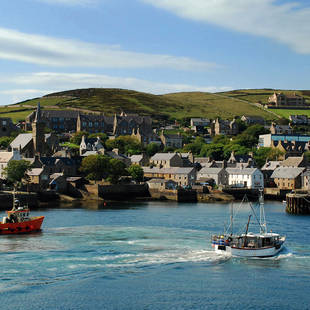 Stromness Orkney