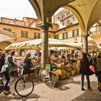 Piazza delle Vettovaglie op ca. 5 minuten wandelen