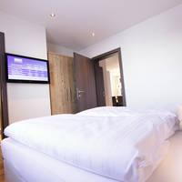 Voorbeeld chalet slaapkamer