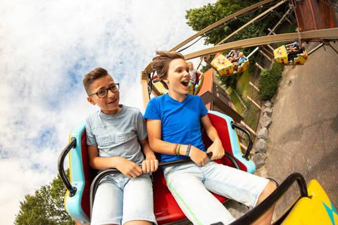 Last minute vakantie Overijssel 🚗️Attractie- & Vakantiepark Slagharen