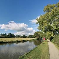 Landschap Stratford-upon-Avon, Warwickshire